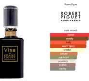 Robert Piguet Visa EdP 50ml